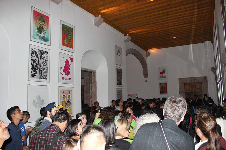 13th Bienal de cartel Mexico 4