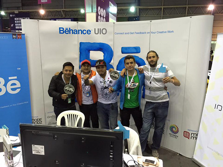 Behance Campus Party 2