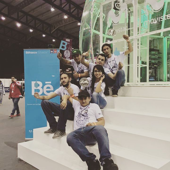 Behance Campus Party 3