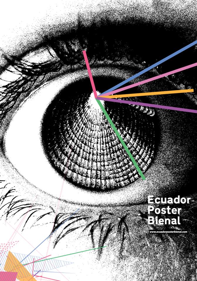 ecuador poster bienal cartel