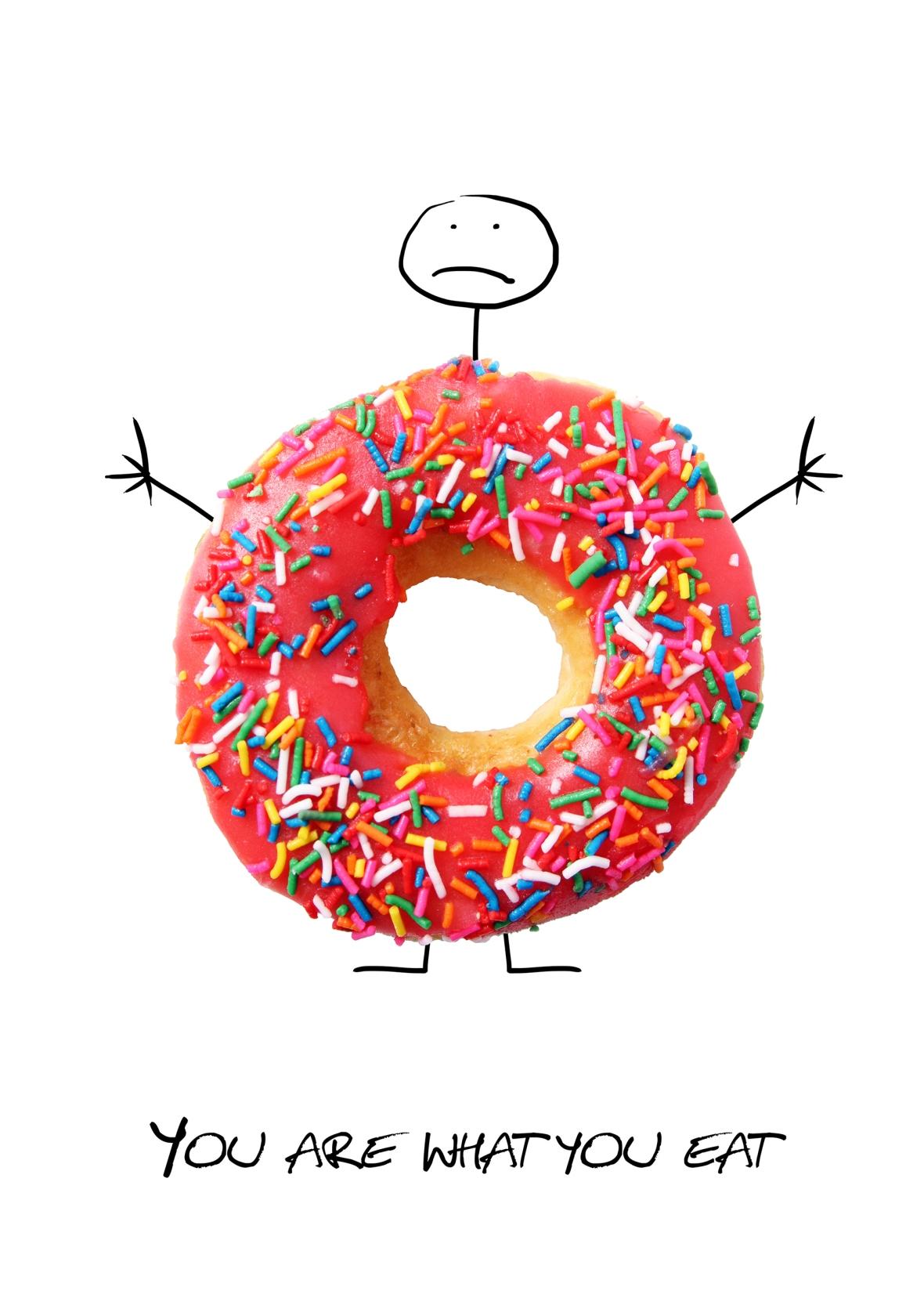 Donut boy - Santiago Gómez