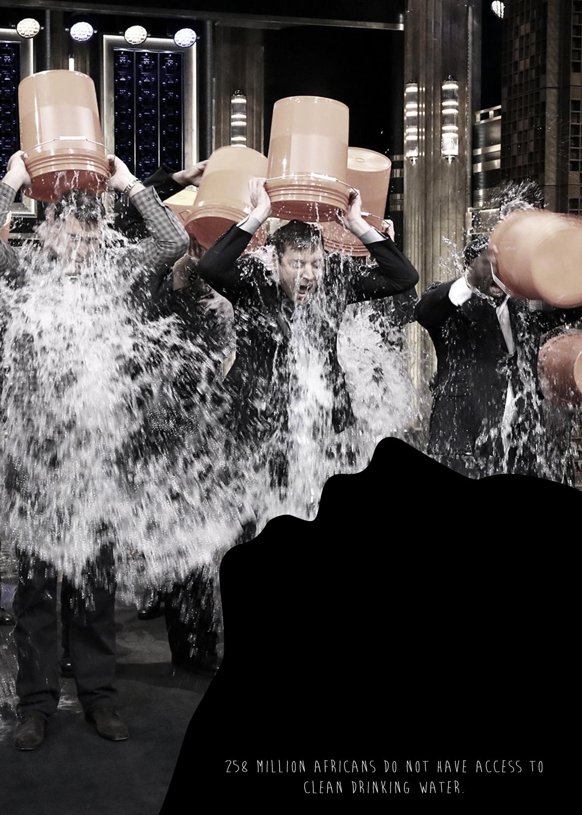 Ice Bucket Challenge - Santiago Gómez