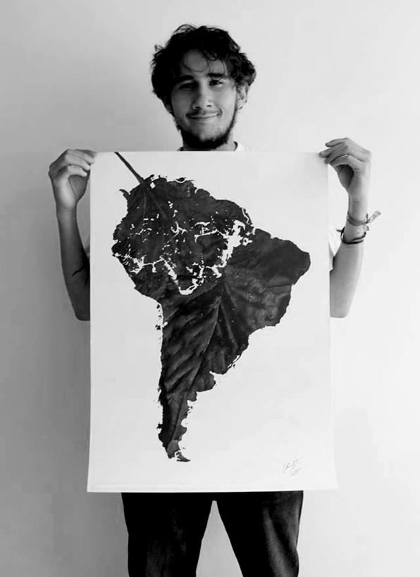 santiago gomez dead leaf